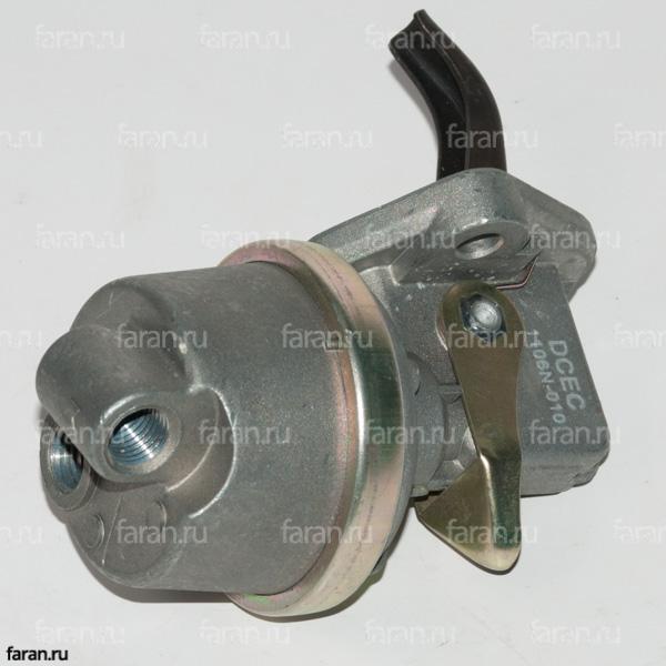 Насос топливный ручной подкачки (1106N-010) higer yutong