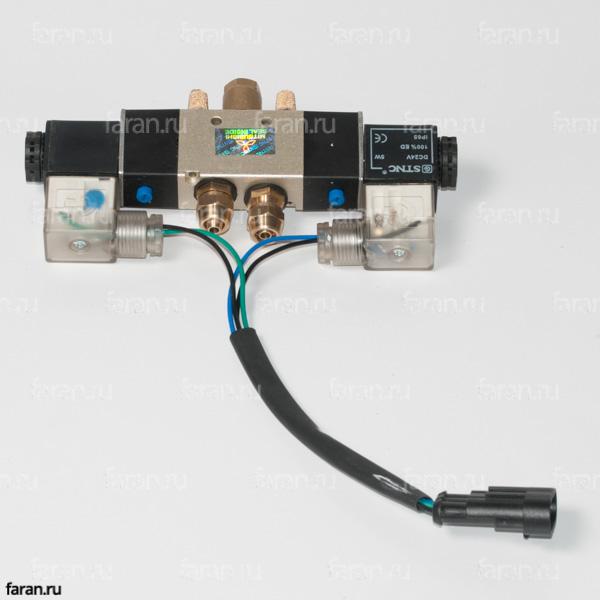 Клапан открывания двери TG2522- 06W пневматический клапан Пневмораспределитель
