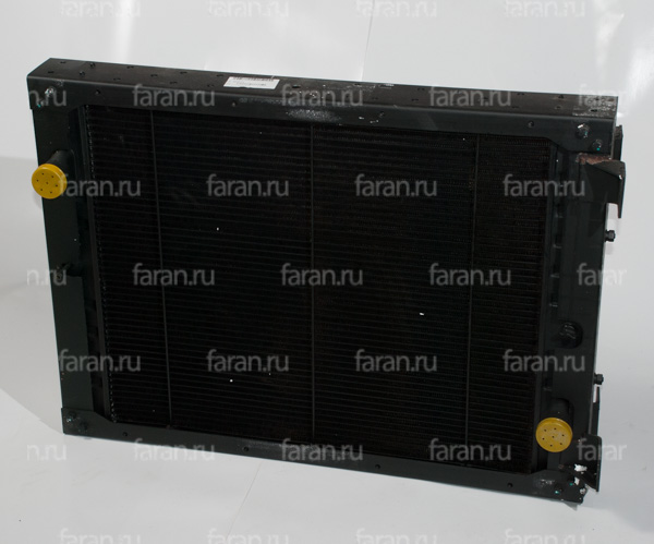 радиатор для HIGER KLQ 6891 с двигателем ISDe и радиатор для HIGER KLQ 6109 с двигателем С24520