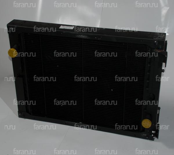 радиатор для HIGER KLQ 6840, KLQ 6885 с двигателем EQB