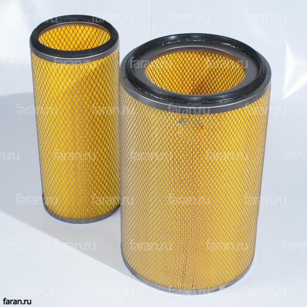 Фильтр воздушный 11SA9-09611 higer 6119 43*27 faran